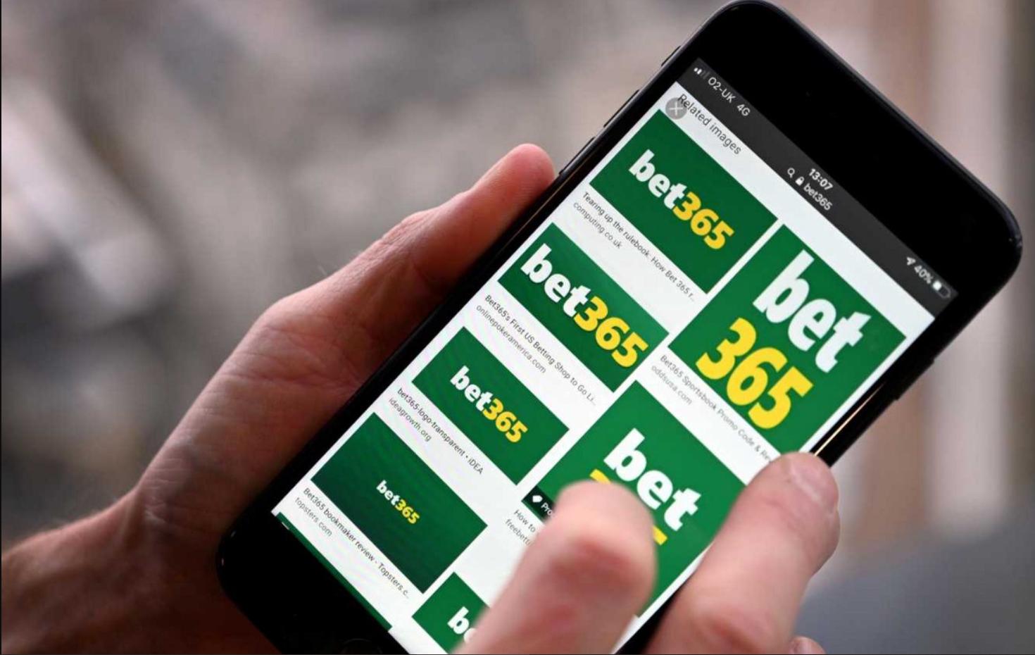 Como começar a apostar Bet365 mobile