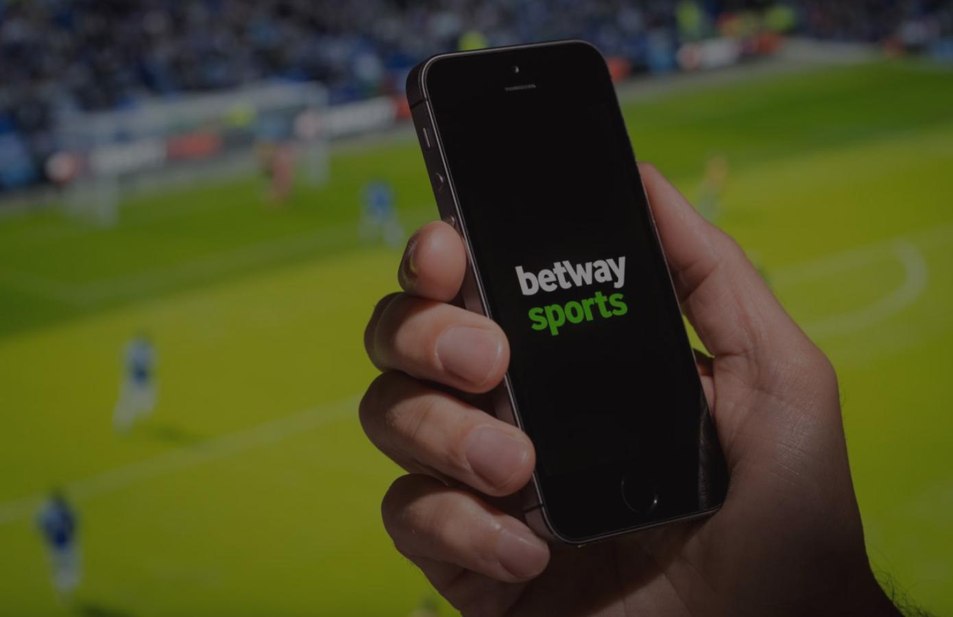 Versão móvel Betway mobile Android app