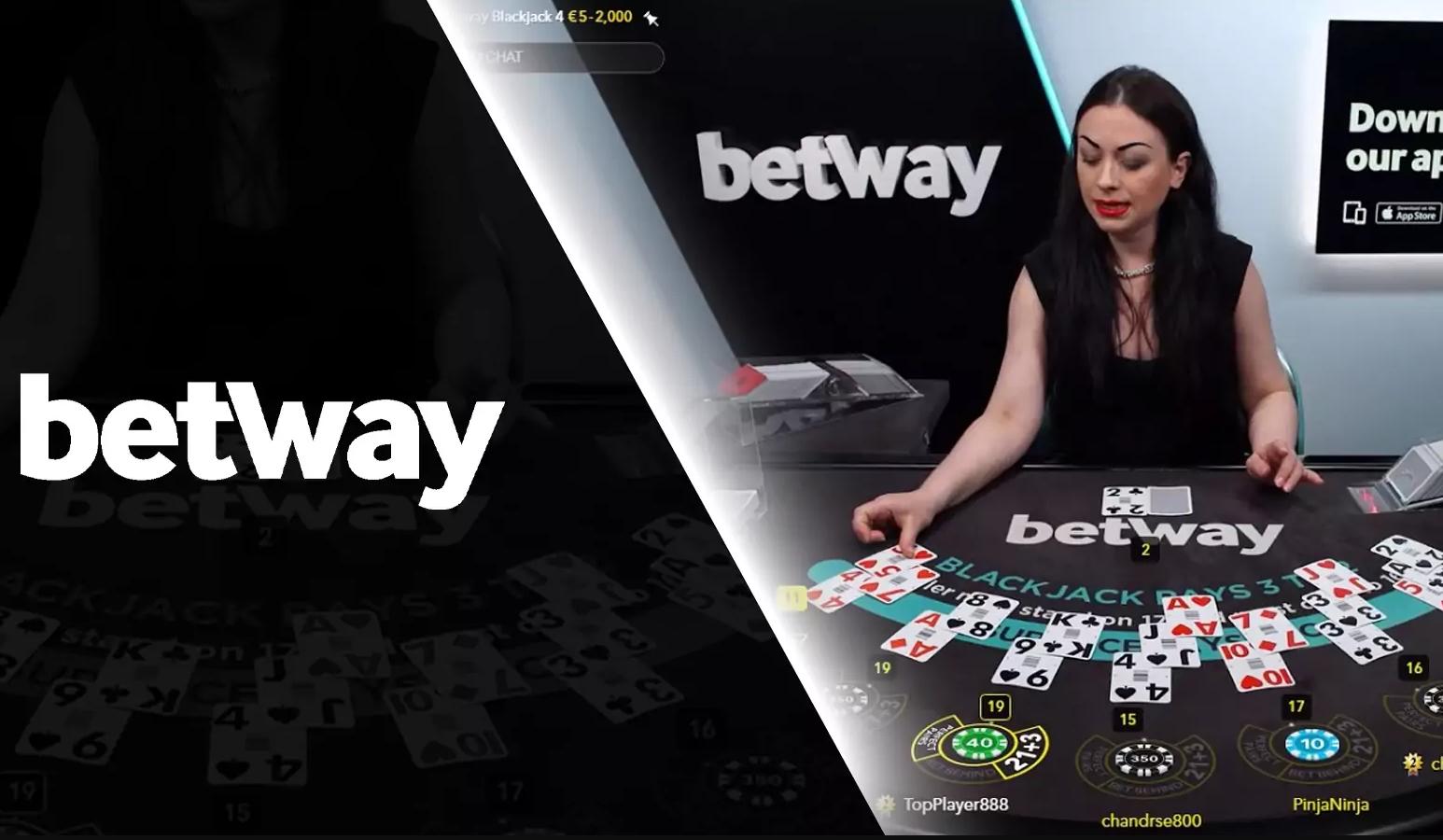 Betway apostas desportivas características da linha